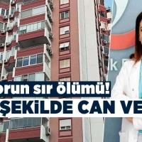 İzmir'de Psikiyatri Uzmanı Bir Doktor İntihar Etti İddiası!