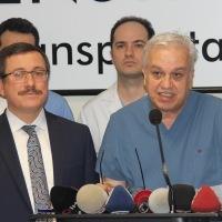 Avrupa'nın En Fazla Karaciğer Nakli Yapan Merkezi Türkiye'de